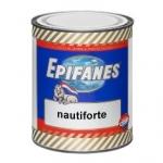 Farba nawierzchniowa z silikonem, wys. połysk Nautiforte 0,75L